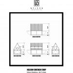 Nelson Chicken Coop - Elevations