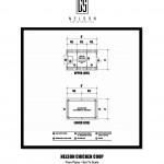 Nelson Chicken Coop - Floor Plans