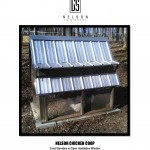 Nelson Chicken Coop - Front