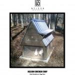 Nelson Chicken Coop - Side